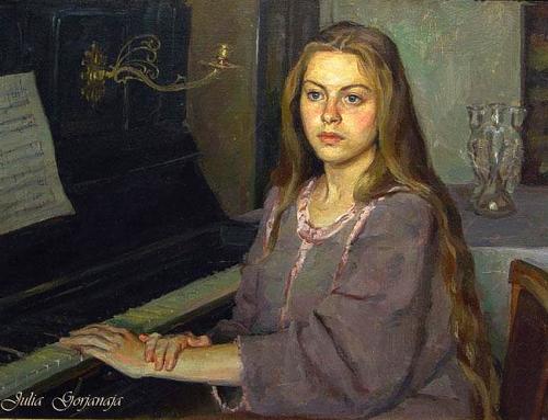 Художник Юлия Горяная (50 работ)