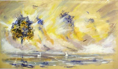 Английский художник Пол Найт. 4 часть   Paul Knight (50 работ)