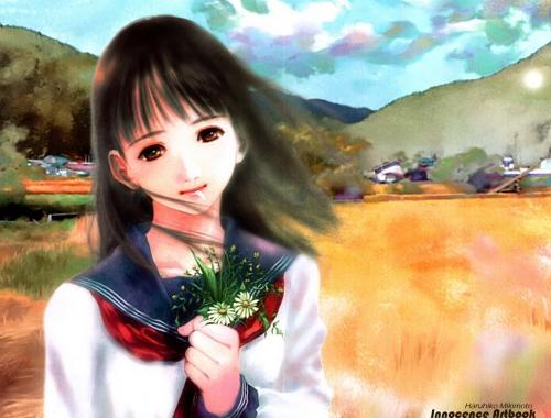 Иллюстратор Haruhiko Mikimoto (51 работ)
