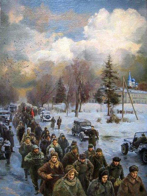 Художник Екатерина Калиновская (65 работ)