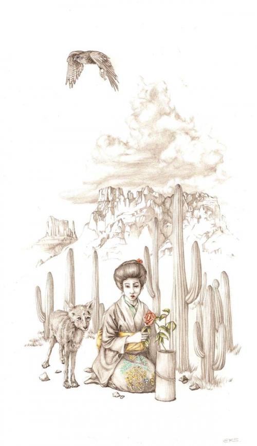 Иллюстратор Emma Stuart (105 работ)