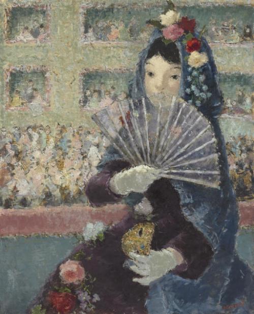 Немецкий художник Dietz Edzard (1893-1963) (175 работ)