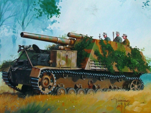Иллюстрации к журналу Wydawnictwo Militaria (30 работ)
