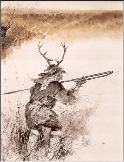 Иллюстрации Kurt G Bluchel (49 работ)