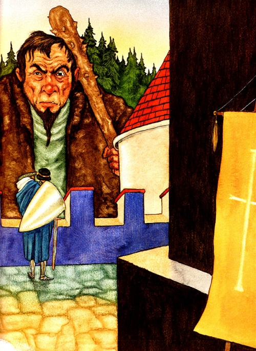 Иллюстрации Michae Lhague (39 работ)