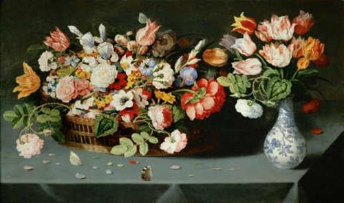 Osias Beert старший, фламандский художник (1580-1624) (26 работ)