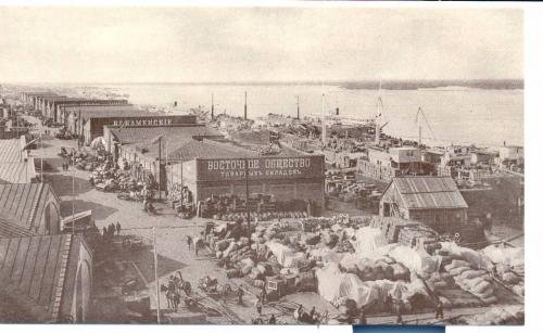 Старые фото городов. Нижний Новгород (25 фото)
