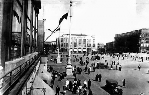 Старые фото городов. Новосибирск (75 фото)