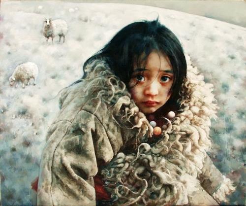 Художник Ai Xuan (21 работ)