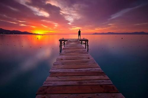 40 захватывающих фотографий восхода солнца (40 фото)