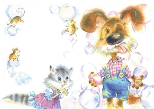 Иллюстратор svetlana (30 работ)