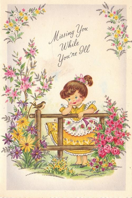 Коллекция ретро-открыток 50-70-ых годов (60 фото)