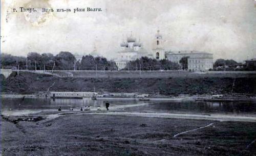 Старые фото городов. Тверь (68 фото)