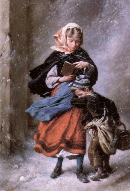 Картины западных художников маслом. Часть 97 (271 работ)
