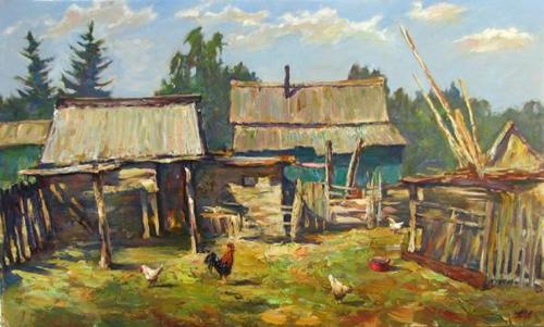 Художник Дмитрий Мантров (63 работ)