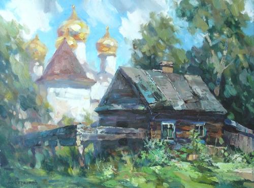 Художник Дмитрий Стрелков (Стрелкоff Дима) (62 работ)