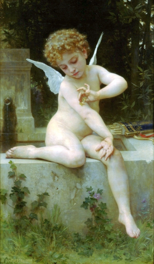 Художник Адольф-Вильям Бугеро. Дополнение | Adolphe-William Bouguereau (222 работ)