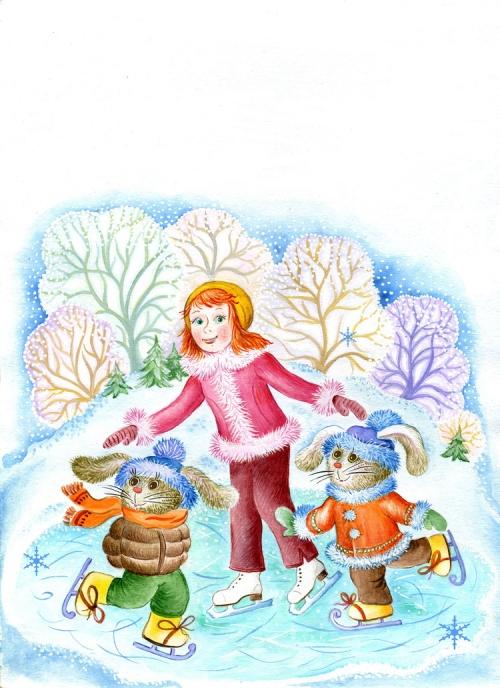 Иллюстратор Елена Смирнова (44 работ)