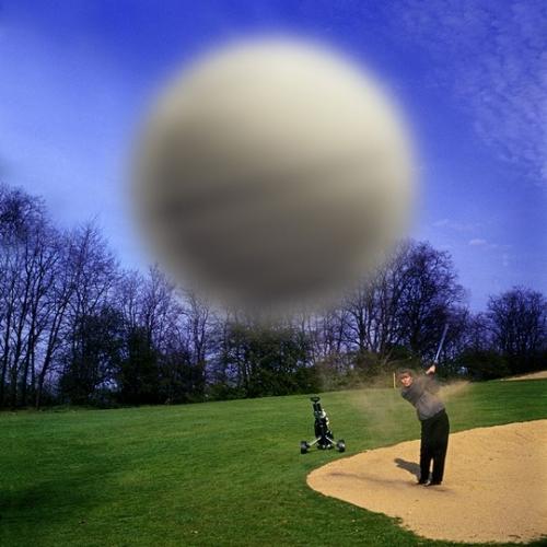 Иллюзии 80 нереальных фотографий, созданных без помощи photoshop'a (80 фото)