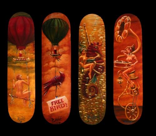 Artworks by Michael Pukac (70 работ)
