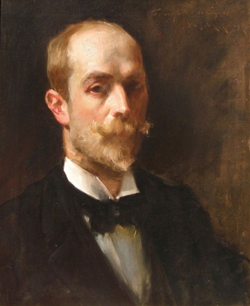 Albert Beck Wenzell (1864-1917) (28 работ)