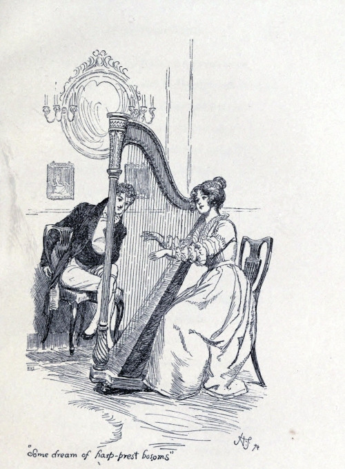 Художник Hugh Thomson (Хью Томпсон) (187 работ)