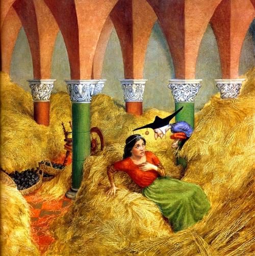 Иллюстрации Paul O Zelinsky (72 работ)