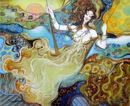 Современные художники - Abraham Saakian (65 работ)
