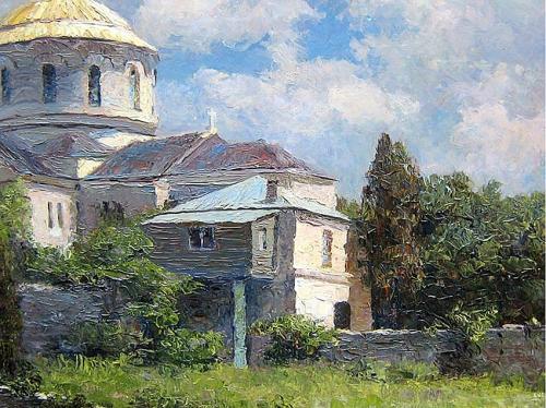 Художник Анaтолий Сень. Живопись (40 работ)