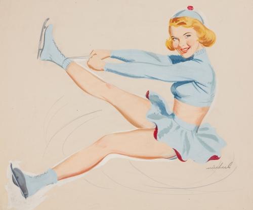 Американский художник и иллюстратор Michael Silver (26 работ)