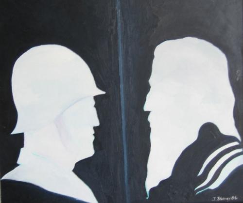 Современники. Художник Илья Клейнер | Ilya Klejner (242 работ)