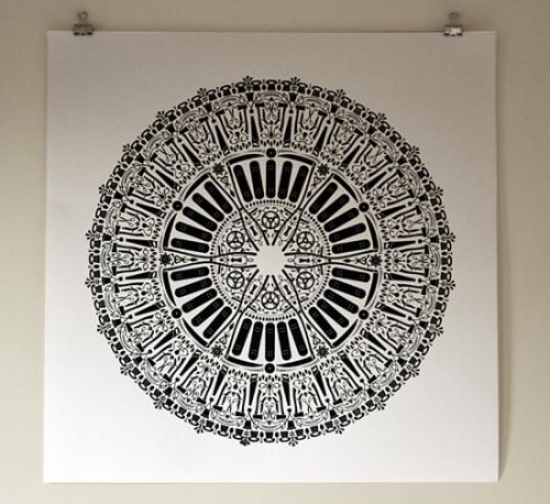 Dan Funderburgh (иллюстратор, художник, дизайнер из Нью-Йорка) (123 работ)