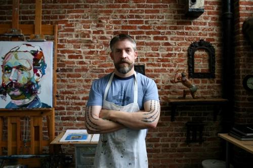 Aaron Smith (Los Angeles) (39 работ)