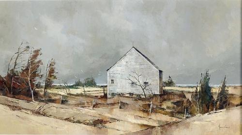 Художник John Knowles Hare (1884-1947) (67 работ)