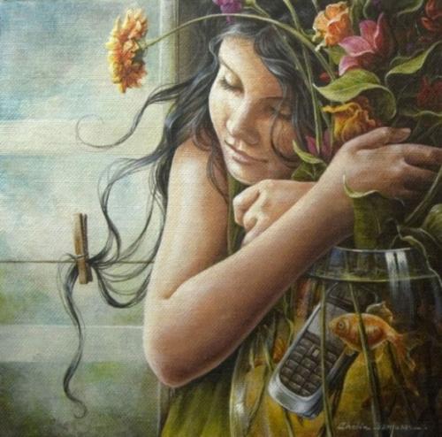 Художник Sanjuan Chelin Piquero (50 работ)