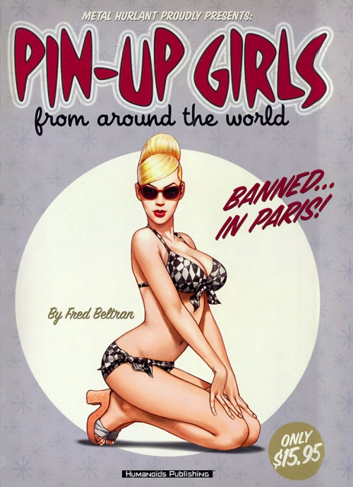 Pin-Up Collection by Fred Beltran (74 работ)