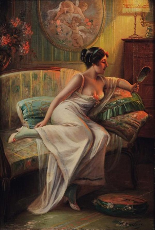 Художник Max Albert Carlier (27 работ)