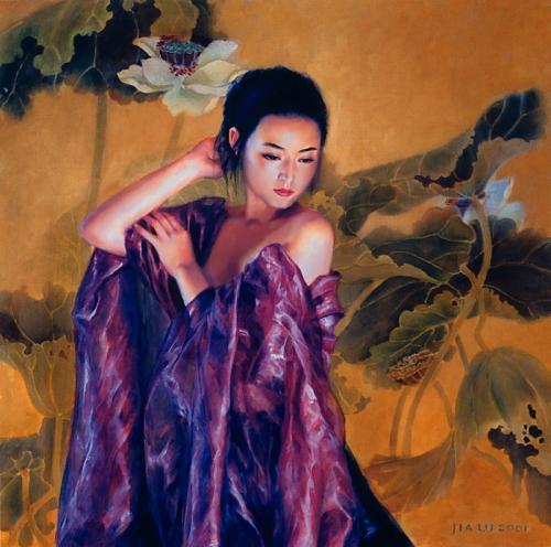Работы Jia Lu (57 работ)