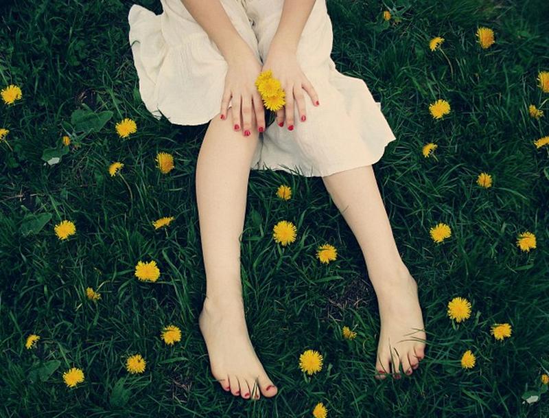 весна фото на аву без лица