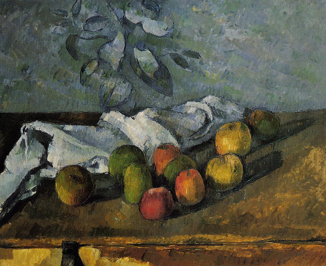 the early life and times of painter paul cezanne
