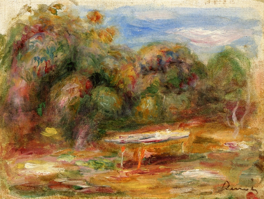 an introduction to the life and works of the painter pierre auguste renoir one of the leaders of the