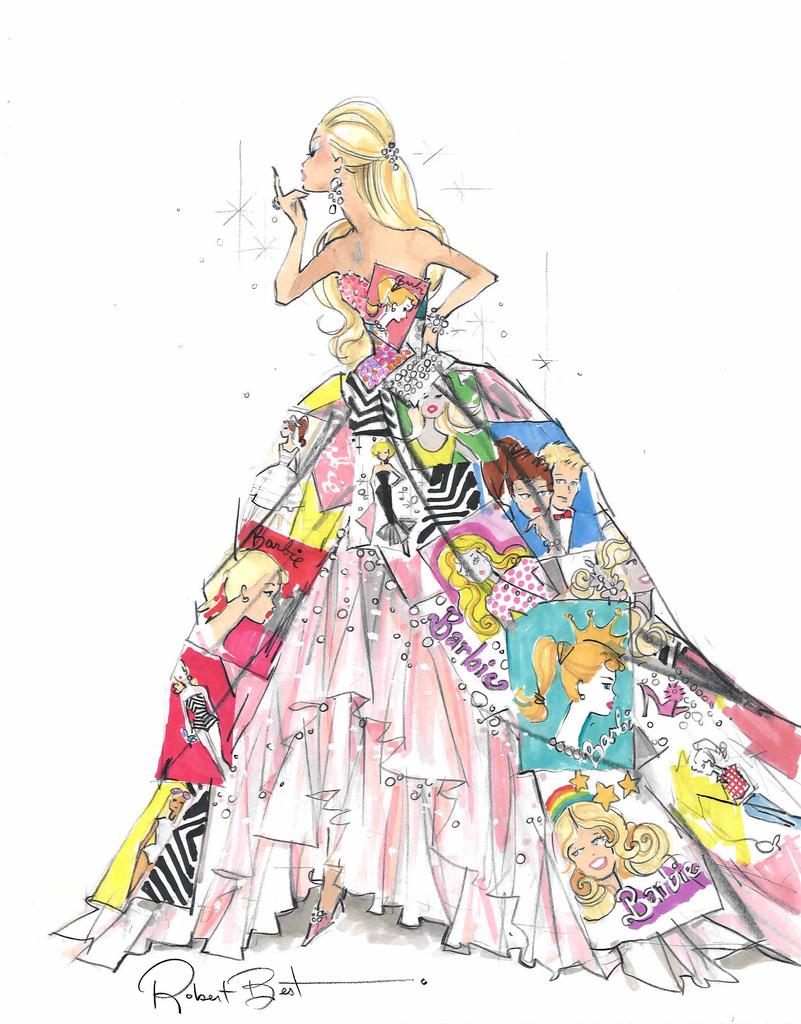 Art of fashion design 96