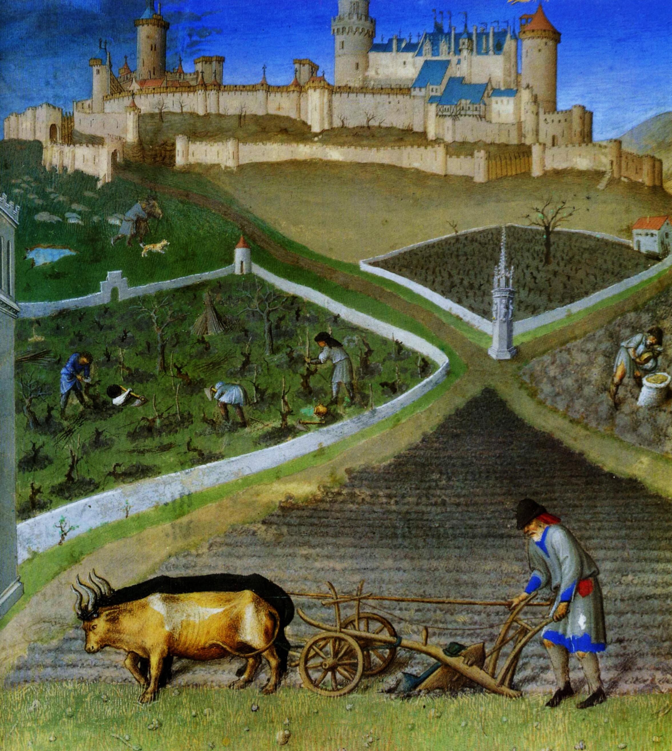demise of feudalism essay