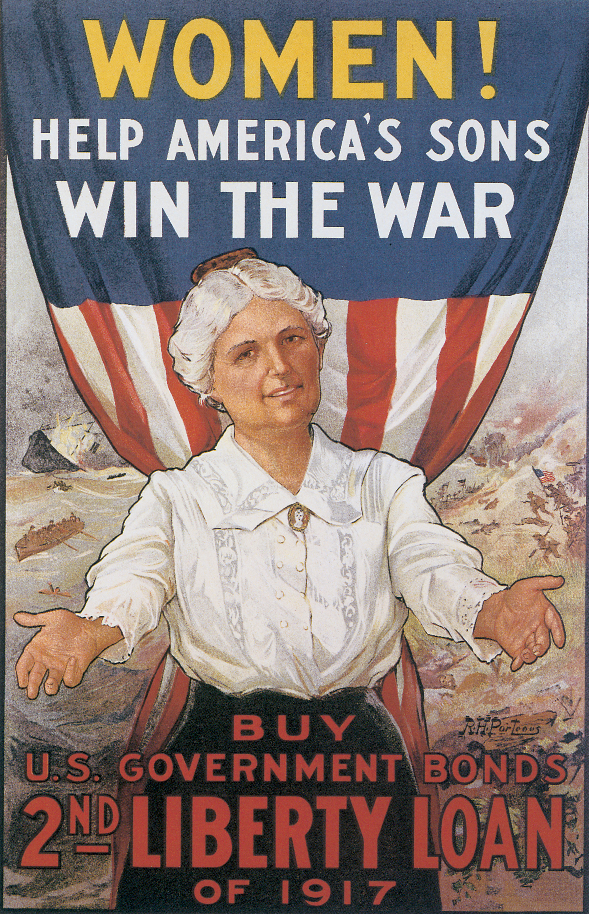 government propaganda encouraged women to do their patriotic duty during the second world war Propaganda pictures depicting women's during world war ii, the american government made a conscious women are contributing their skills to the.