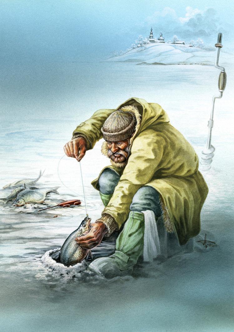 великолепный век про рыбалку
