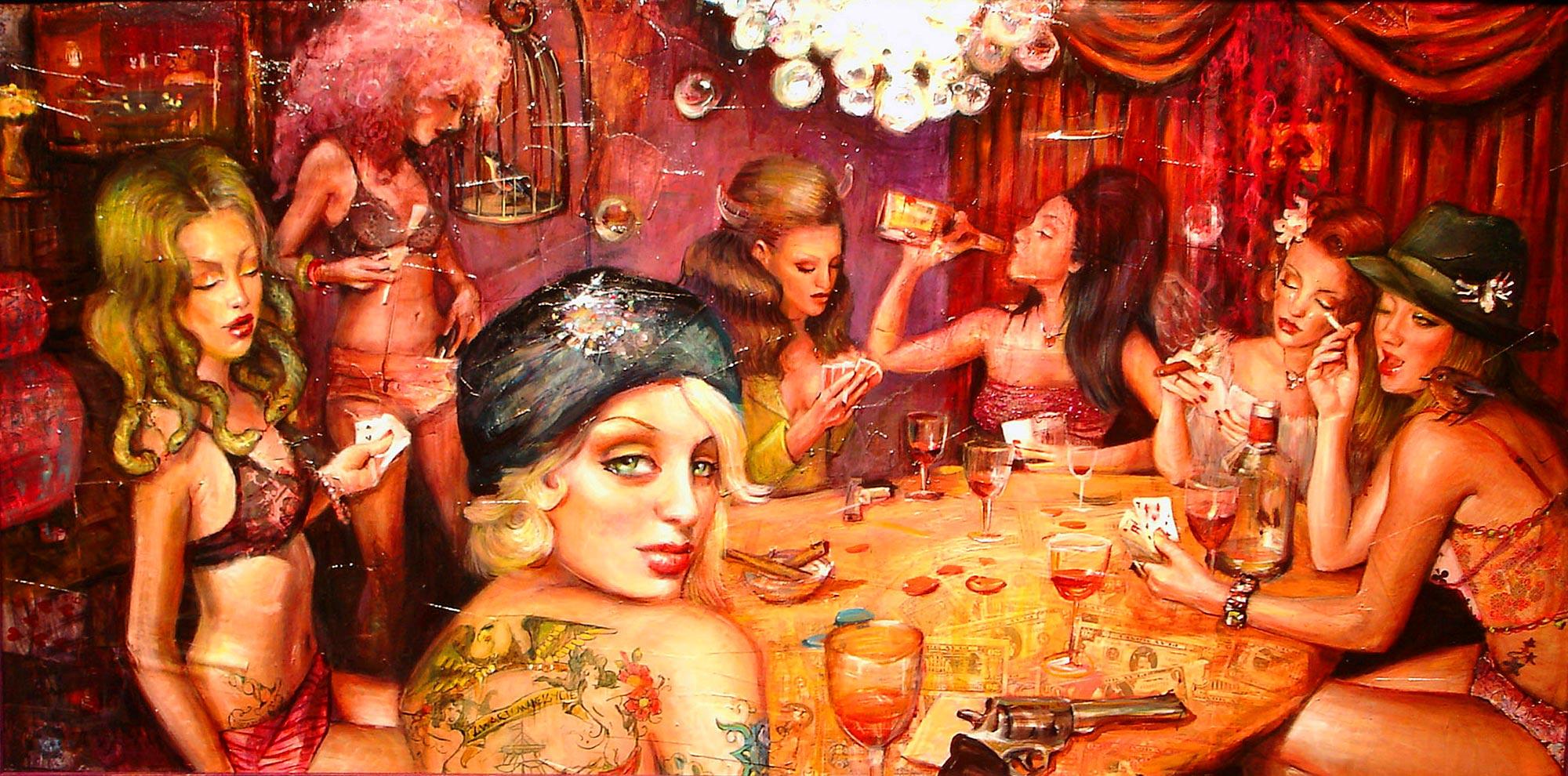 29Светская вечеринка с секс рабынями порно видео