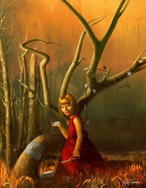 Digital Artist Sheppard (17 работ)