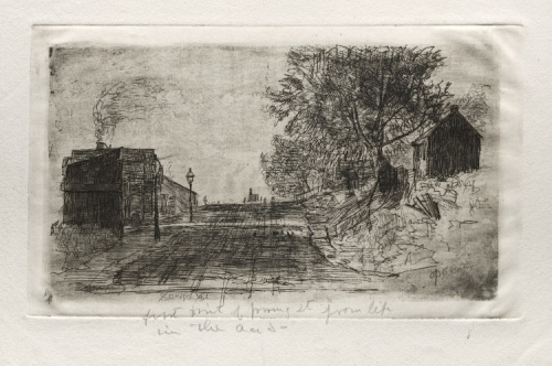 Otto Henry Bacher (1856 – 1909) (116 работ)