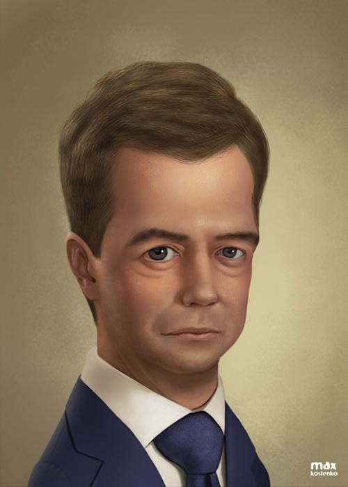 Max Kostenko Illustration (62 работ)