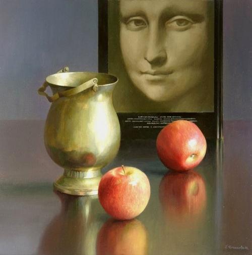 Художественные композиции и натюрморты (31 работ)
